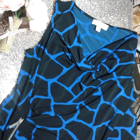 MICHAEL Michael Kors Dresses & Skirts - NWOT MIchael Kors Giraffe Printed Cocktail Dress L